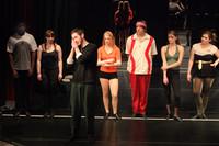 2070 A Chorus Line VHS Drama 03282010