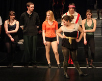 2132 A Chorus Line VHS Drama 03282010