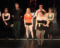 2134 A Chorus Line VHS Drama 03282010