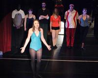 2188 A Chorus Line VHS Drama 03282010