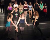 2222 A Chorus Line VHS Drama 03282010
