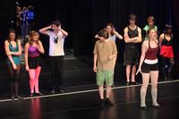 2283 A Chorus Line VHS Drama 03282010