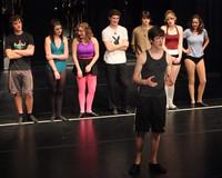 2307 A Chorus Line VHS Drama 03282010