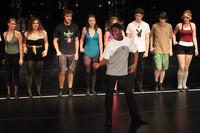 2444 A Chorus Line VHS Drama 03282010