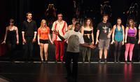 2453 A Chorus Line VHS Drama 03282010