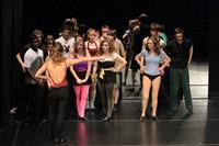 3183 A Chorus Line VHS Drama 03282010