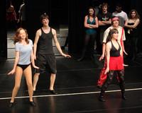 3204 A Chorus Line VHS Drama 03282010