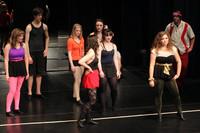 3303 A Chorus Line VHS Drama 03282010