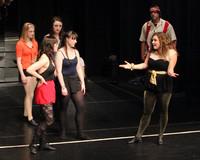 3304 A Chorus Line VHS Drama 03282010