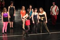 3305 A Chorus Line VHS Drama 03282010