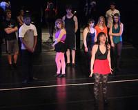 3326 A Chorus Line VHS Drama 03282010