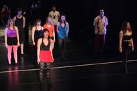 3329 A Chorus Line VHS Drama 03282010