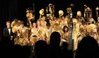 3607 A Chorus Line VHS Drama 03282010