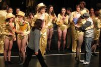 3629a A Chorus Line VHS Drama 03282010