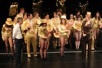 3642a A Chorus Line VHS Drama 03282010