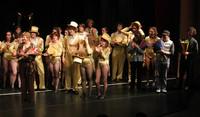 3658 A Chorus Line VHS Drama 03282010