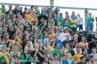 0066 Band-Cheer-Crowd Football v Belle-Chr 090712