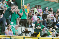 0070 Band-Cheer-Crowd Football v Belle-Chr 090712