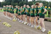 0091 Band-Cheer-Crowd Football v Belle-Chr 090712