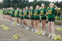 0093 Band-Cheer-Crowd Football v Belle-Chr 090712