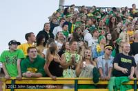 0095 Band-Cheer-Crowd Football v Belle-Chr 090712