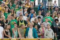 0100 Band-Cheer-Crowd Football v Belle-Chr 090712