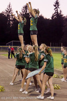 0111 Band-Cheer-Crowd Football v Belle-Chr 090712