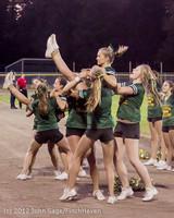 0118 Band-Cheer-Crowd Football v Belle-Chr 090712