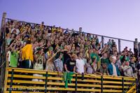 0121 Band-Cheer-Crowd Football v Belle-Chr 090712