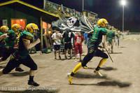 0133 Band-Cheer-Crowd Football v Belle-Chr 090712