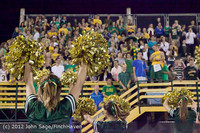 0181 Band-Cheer-Crowd Football v Belle-Chr 090712