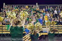 0183 Band-Cheer-Crowd Football v Belle-Chr 090712