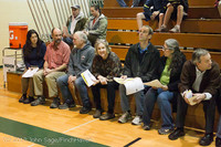 5287 Varsity Basketball and Winter Cheer Seniors Night 2012