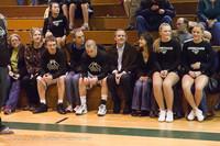 5309 Varsity Basketball and Winter Cheer Seniors Night 2012