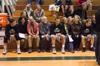 5311 Varsity Basketball and Winter Cheer Seniors Night 2012