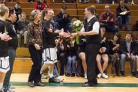 5324 Varsity Basketball and Winter Cheer Seniors Night 2012