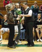 5326 Varsity Basketball and Winter Cheer Seniors Night 2012