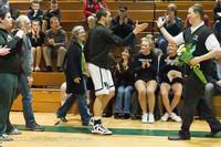 5340 Varsity Basketball and Winter Cheer Seniors Night 2012