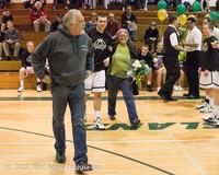 5359 Varsity Basketball and Winter Cheer Seniors Night 2012