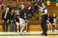 5379 Varsity Basketball and Winter Cheer Seniors Night 2012