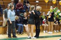 5408 Varsity Basketball and Winter Cheer Seniors Night 2012