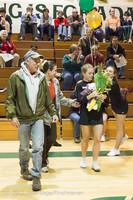 5481 Varsity Basketball and Winter Cheer Seniors Night 2012