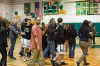 5621 Varsity Basketball and Winter Cheer Seniors Night 2012