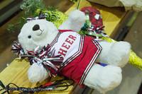 7812 Varsity Basketball and Winter Cheer Seniors Night 2012