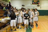 7848 Varsity Basketball and Winter Cheer Seniors Night 2012