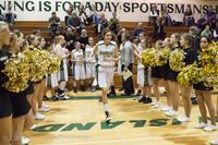 7854 Varsity Basketball and Winter Cheer Seniors Night 2012