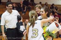 7881 Varsity Basketball and Winter Cheer Seniors Night 2012