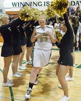 7888 Varsity Basketball and Winter Cheer Seniors Night 2012