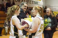 7897 Varsity Basketball and Winter Cheer Seniors Night 2012