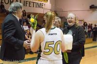 7905 Varsity Basketball and Winter Cheer Seniors Night 2012